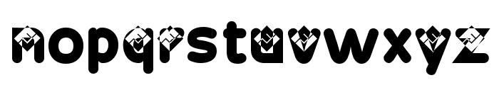 Stiletto Font LOWERCASE