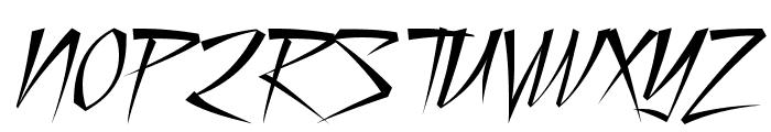StillTime-Regular Font UPPERCASE