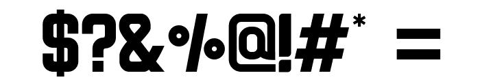 Stilt-Regular Font OTHER CHARS