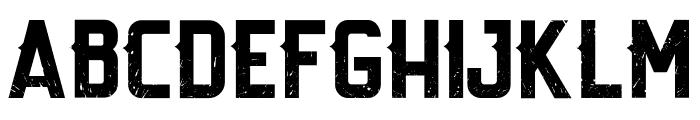 Stilt-Regular Font UPPERCASE