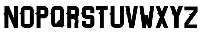 Stilt-Regular Font LOWERCASE