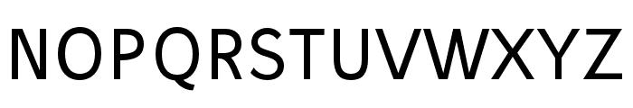 Stilu-Regular Font UPPERCASE