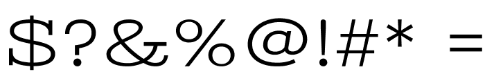 StintUltraExpanded-Regular Font OTHER CHARS