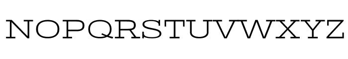 StintUltraExpanded-Regular Font UPPERCASE
