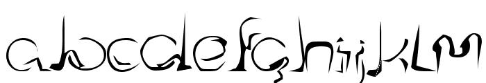 Stipeta  Oddtype Font LOWERCASE