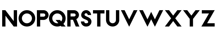 Stockholm Font UPPERCASE