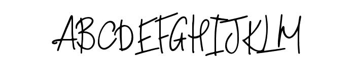 Stone Soul Regular Font UPPERCASE