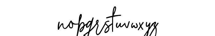 Stone Soul Regular Font LOWERCASE