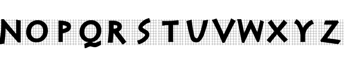 StoneCapsIngrid Font UPPERCASE