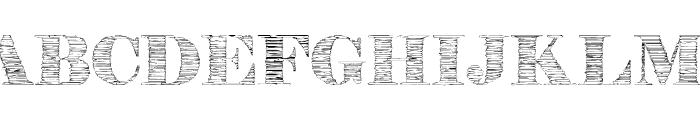 StoneStory Font LOWERCASE