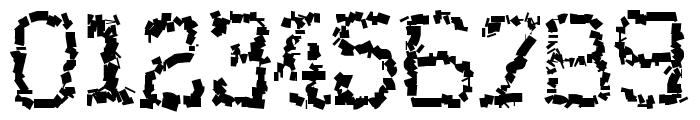 Stoneflint Font OTHER CHARS