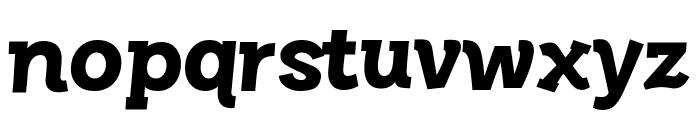Story Choice Sans Serif Bold Italic Font LOWERCASE