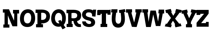 Story Choice Sans Serif Bold Font UPPERCASE