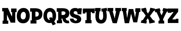 Story Choice Sans Serif Heavy Font UPPERCASE