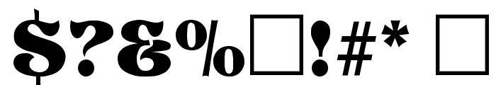 Storybook Regular Font OTHER CHARS