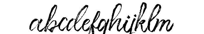 Storytella Font LOWERCASE