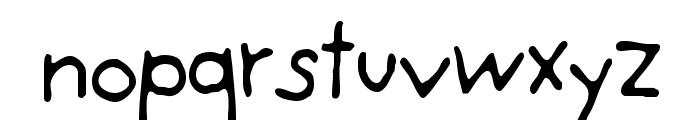Storyteller Medium Font LOWERCASE