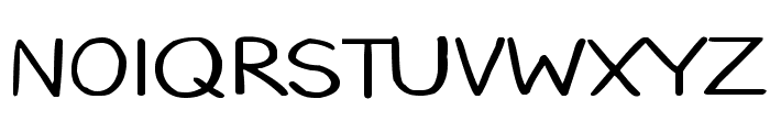Straight & Narrow Font UPPERCASE