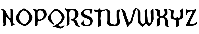 StraightToHell BB Font UPPERCASE