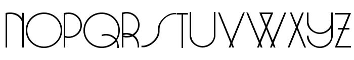 StrangeRituals-Regular Font LOWERCASE