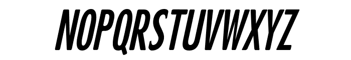 StravinskijOblique Font UPPERCASE