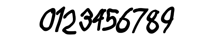 Stray Cat ExtraBlack Condensed Oblique Font OTHER CHARS