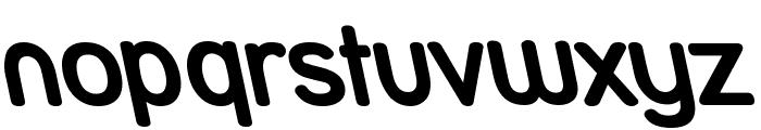 Street Bold Rev Font LOWERCASE