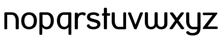 Street Corner SemiBold Font LOWERCASE