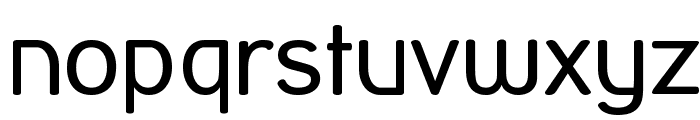 Street Corner Font LOWERCASE