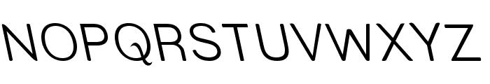 Street  Light Rev Font UPPERCASE