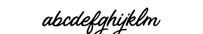 Street Magic Font LOWERCASE