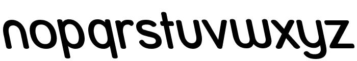 Street  SemiBold Rev Font LOWERCASE