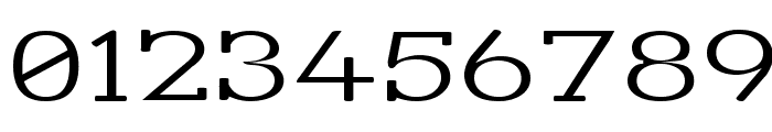 Street Slab Fine Expanded Font OTHER CHARS