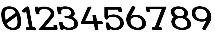 Street Slab - Wide Rev Font OTHER CHARS