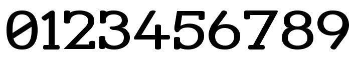 Street Slab - Wide Font OTHER CHARS