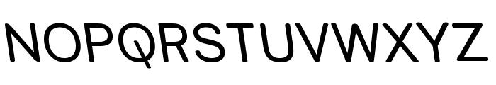 Street Variation - Rev Font UPPERCASE