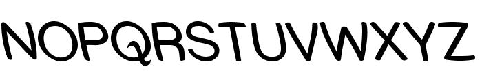 Street Warped - Rev Font UPPERCASE