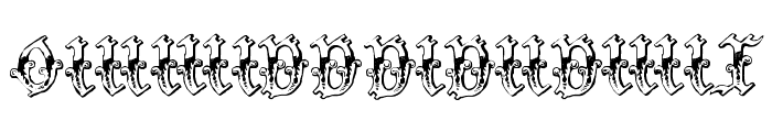 Strelsau Font OTHER CHARS