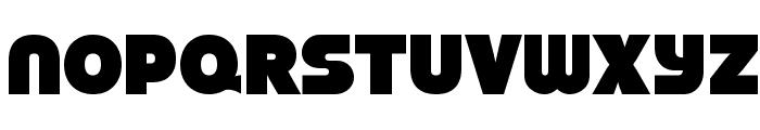 Strenuous Font LOWERCASE