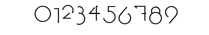 Stretched Signature Flex Font OTHER CHARS