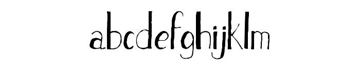 Stripe black Font LOWERCASE