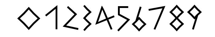 StrokeBorn-Bold Font OTHER CHARS