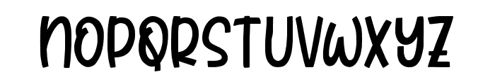 StrongBoyz Font UPPERCASE