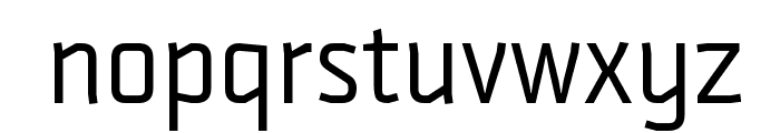Strong Font LOWERCASE