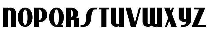 Studebaker NF Bold Font UPPERCASE
