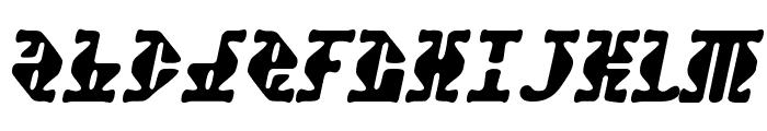 Stupefaction-Regular Font LOWERCASE