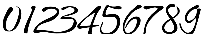 Stya Regular Font OTHER CHARS