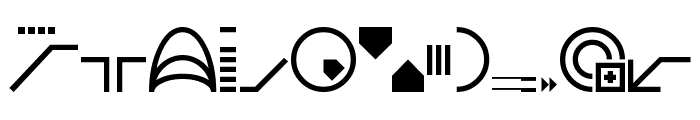 StyleBats Font OTHER CHARS