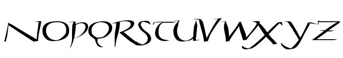 StylosCapitaleAD100 Font UPPERCASE