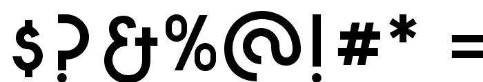 st nova sans Font OTHER CHARS